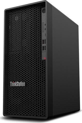 Komputer Lenovo ThinkStation P340 Tower, Xeon W-1250, 16 GB, Intel UHD Graphics 630, 512 GB M.2 PCIe Windows 10 Pro 1