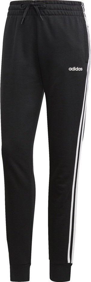 Adidas Spodnie damskie adidas W Essentials 3S Pant czarne DP2380 : Rozmiar - S 1