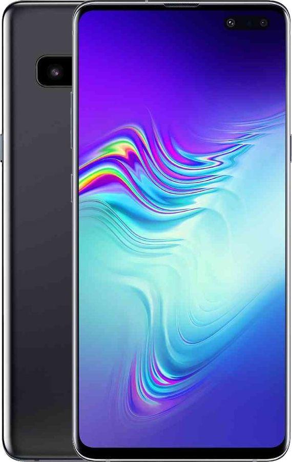 Smartfon Samsung Galaxy S10 5G 256 GB Czarny  (31840-uniw) 1