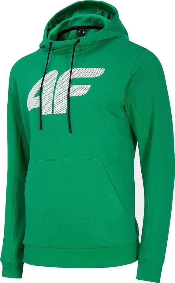4f Bluza męska 4F zielona NOSH4 BLM002 41S : Rozmiar - M 1