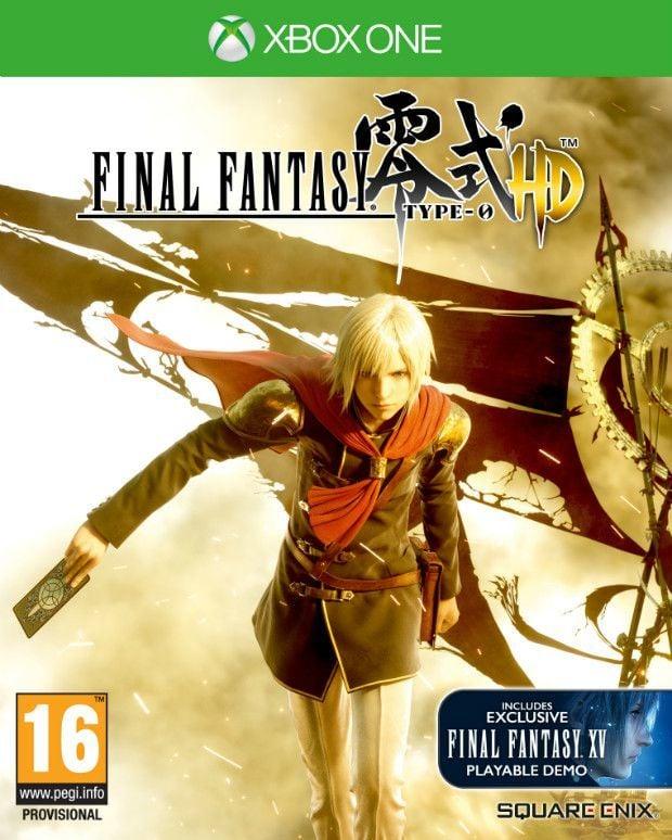 Final Fantasy Type-O HD Xbox One 1