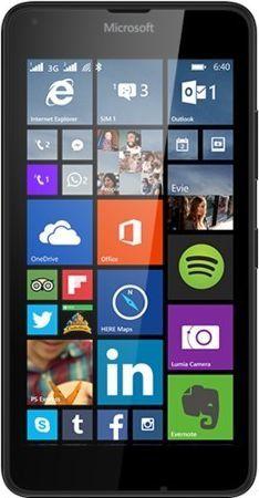 Smartfon Microsoft 8 GB Czarny  (A00024955) 1