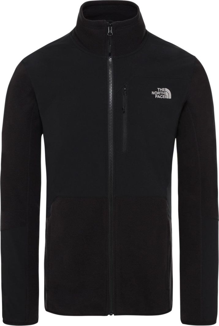 The North Face Polar The North Face Glacier Pro Full Zip T93YFYKX7 M 1