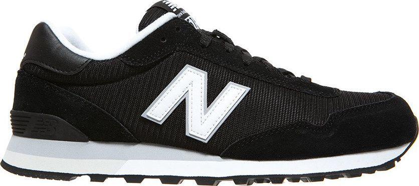 New Balance Męskie sneakersy New Balance ML515RSC czerń 46.5 1