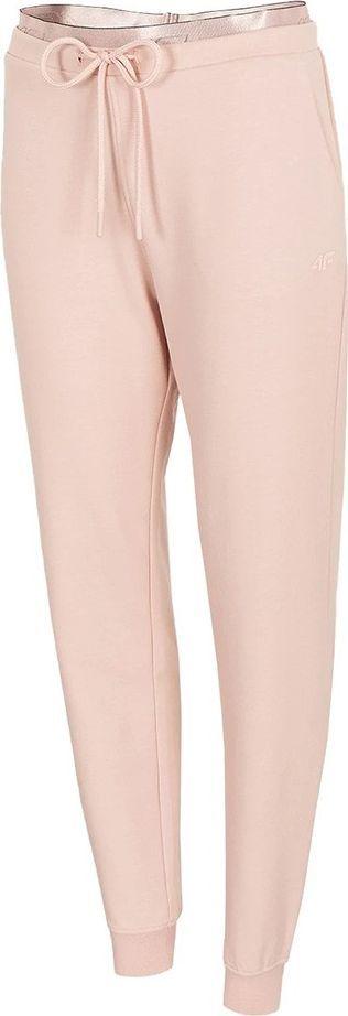 4f Spodnie damskie 4F jasny róż H4Z20 SPDD011 56S : Rozmiar - L 1