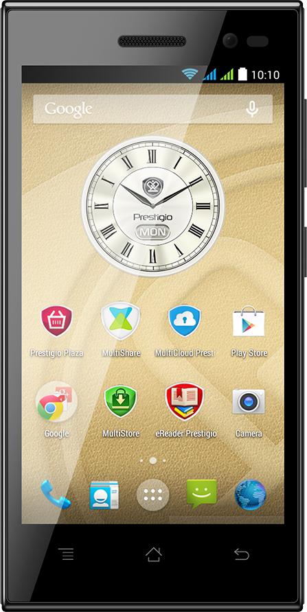 Smartfon Prestigio 4 GB Dual SIM Czarny  (PSP3452DUOBLACK) 1