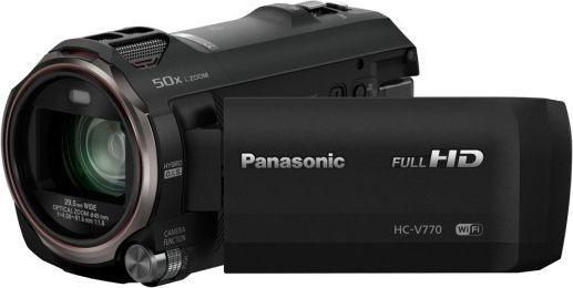 Kamera cyfrowa Panasonic HC-V770 (HC-V770EP-K) 1