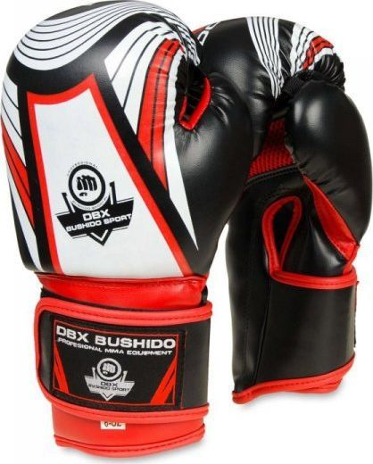 DBX BUSHIDO Rękawice Bokserskie dla Dzieci Treningowe DBX BUSHIDO 6 oz 1