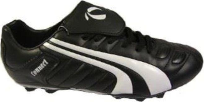 Connect Czarne buty piłkarskie korki Connect B206-PM12 44 1