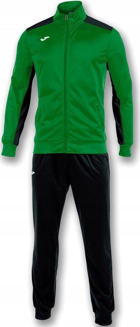 Joma Zielono-czarny dres treningowy Joma Academy 101096.451 S 1