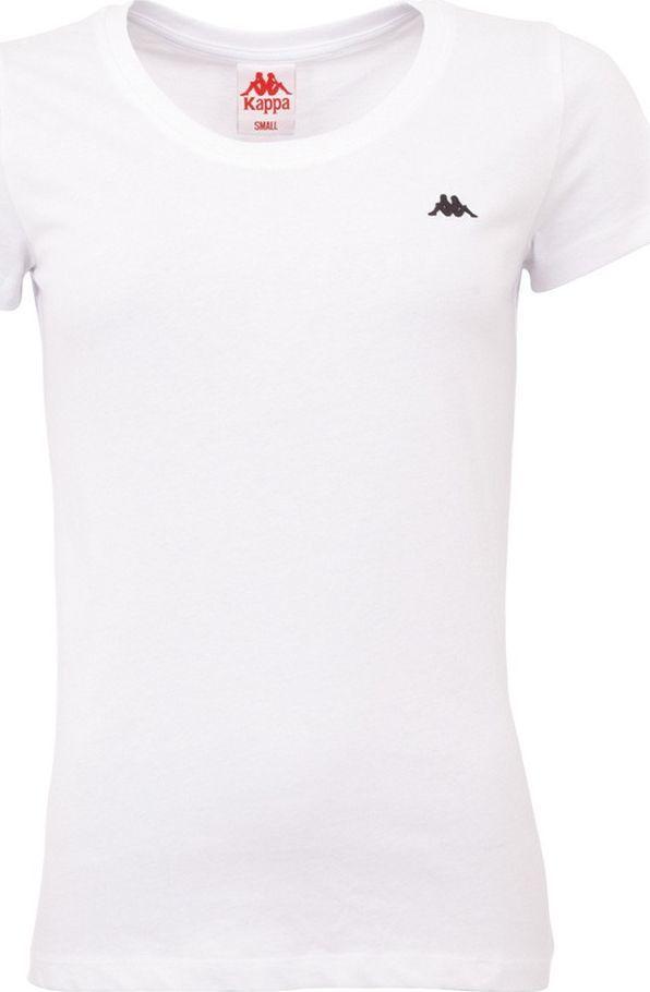 Kappa Koszulka damska Kappa Halina biała 308000 11-0601 : Rozmiar - M 1
