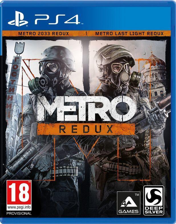PS4 Metro Redux PS4 1