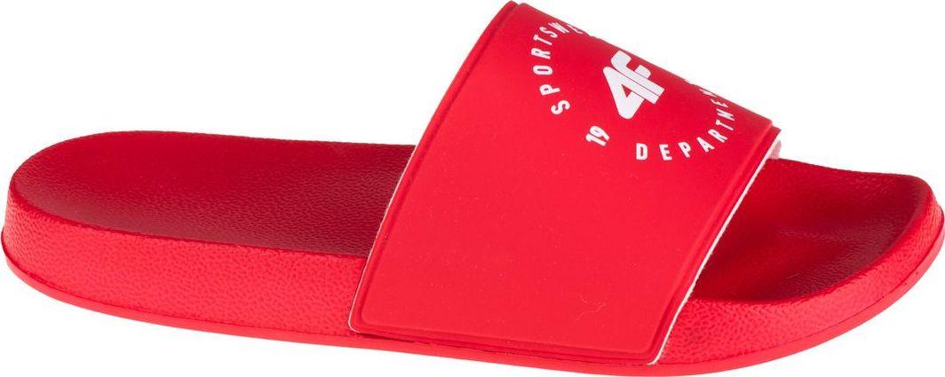4f 4F Thongs H4Z20-KLD001-62S 40 Czerwone 1