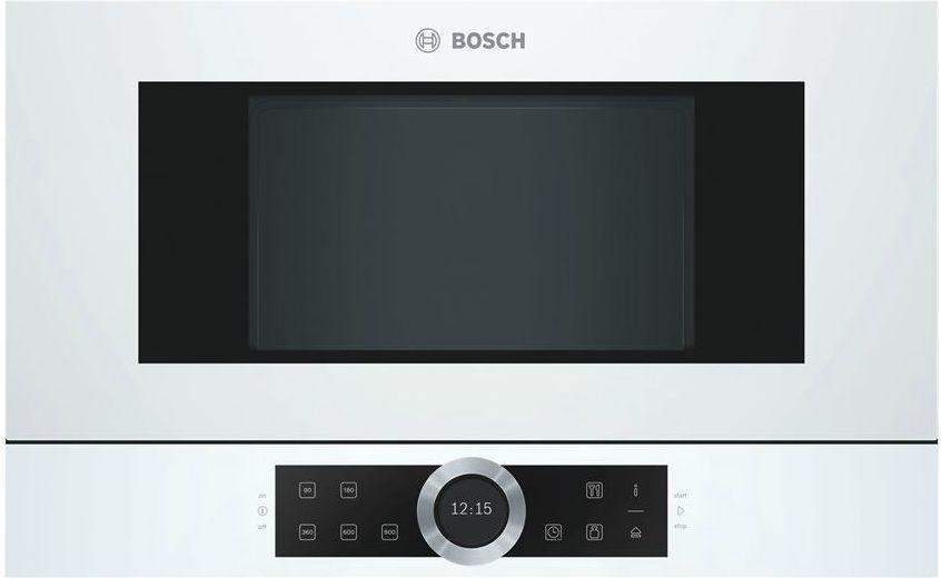 Kuchenka mikrofalowa Bosch BFL634GW1 1