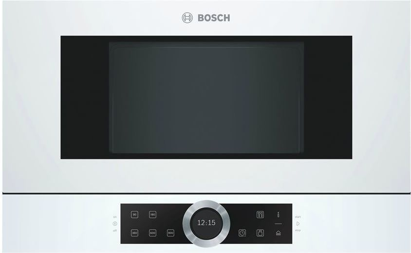 Kuchenka mikrofalowa Bosch BFR634GW1 1