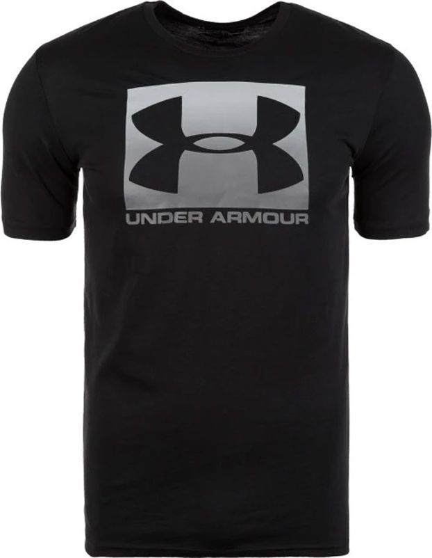 Under Armour Koszulka Boxed Sportstyle SS 1329581 001 Grafitowy S 1