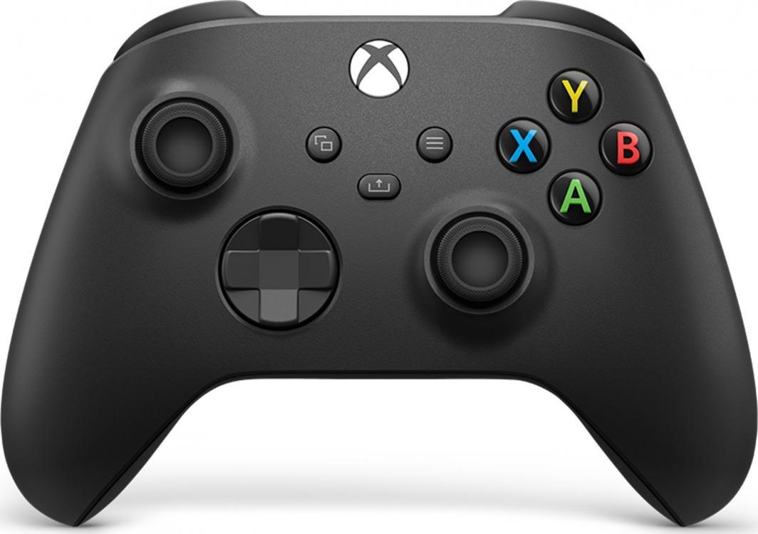 Gamepad Microsoft Xbox Series X czarny (QAT-00002) 1