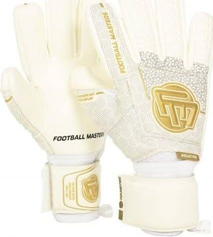 Football Masters VOLTAGE WHITE GOLD CONTACT GRIP 4 MM JUNIOR NC v 3.0 4 1