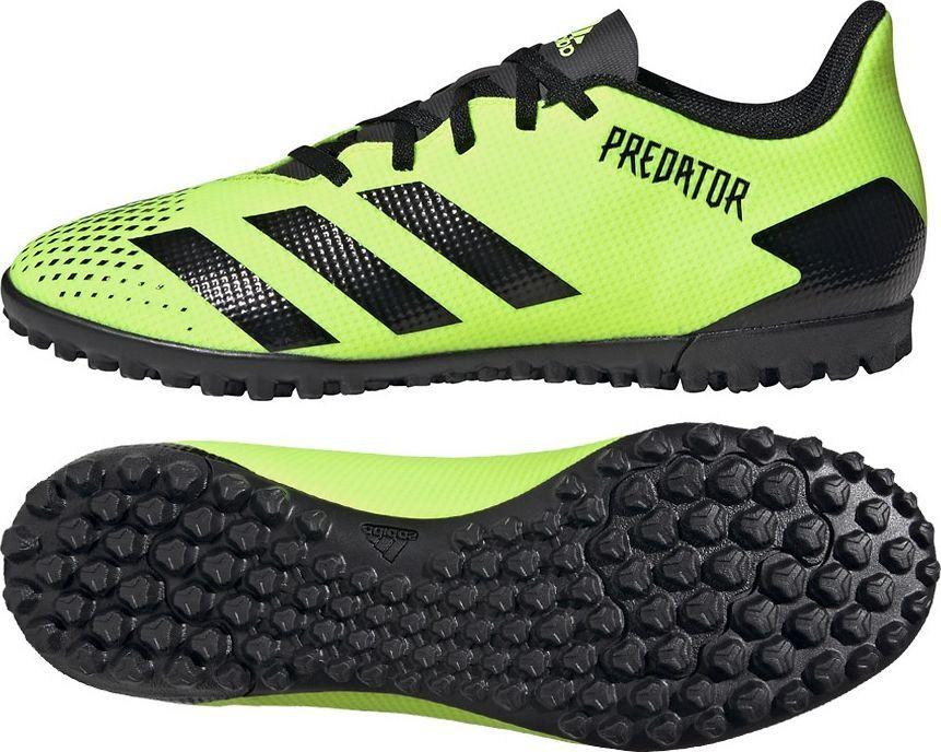 Adidas Buty piłkarskie adidas Predator 20.4 TF M EH3002 44 1