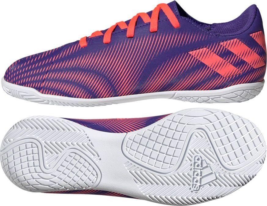 Adidas Buty piłkarskie adidas Nemeziz .4 IN Jr EH0587 33 1