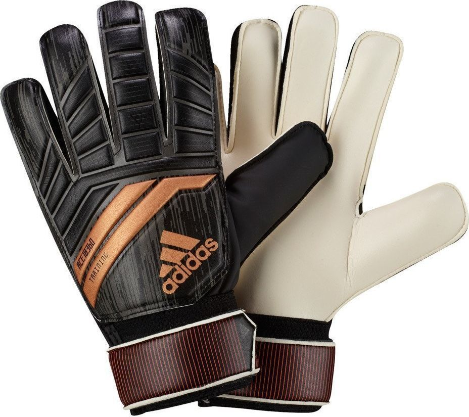 Adidas Rękawice bramkarskie Adidas PreTraining CF1364 6.5 1