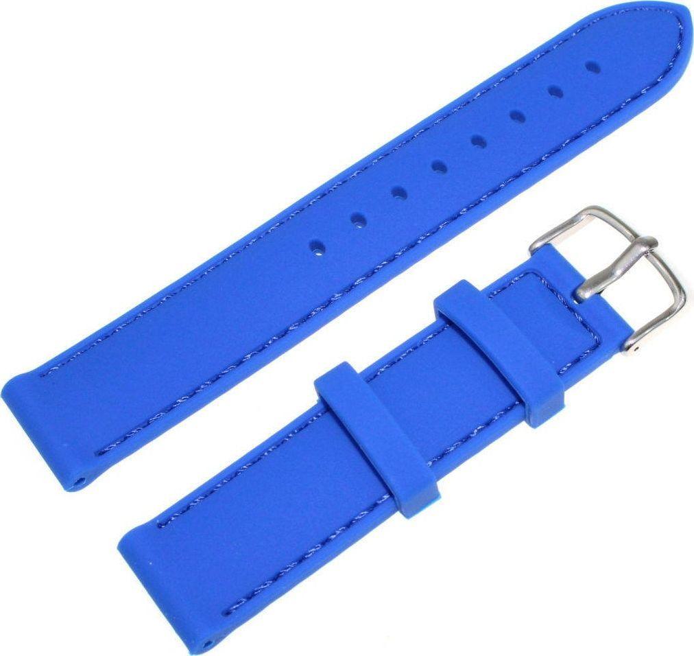 Tekla Silikonowy pasek do zegarka Tekla 20 mm S40.20 uniwersalny 1