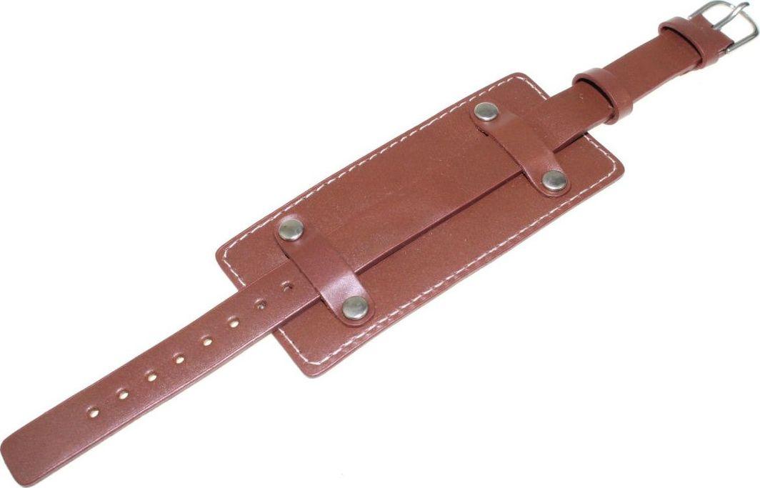 JVD Skórzany pasek z podkładką do zegarka 13 mm J12.002.05 uniwersalny 1