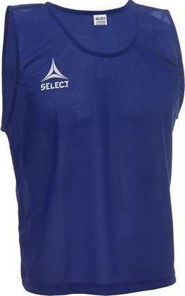Select Granatowy znacznik piłkarski sportowy narzutka Select Basic Junior Junior 1