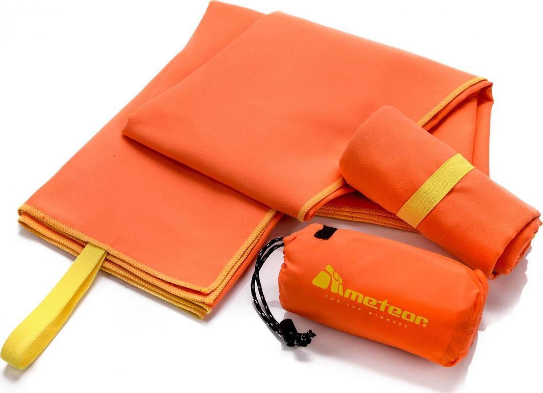 Meteor Ręcznik pomarańczowy M 50X90cm (22599) 1