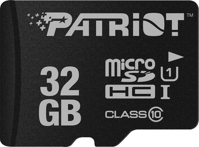 Karta Patriot LX MicroSDHC 32 GB Class 10 UHS-I/U1  (PSF32GMDC10) 1