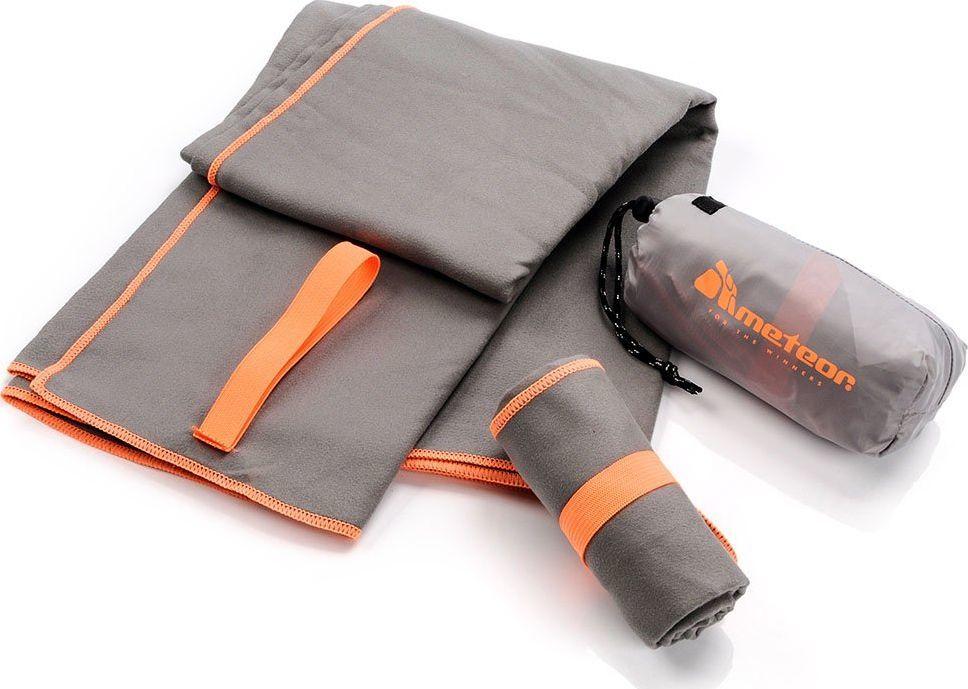 Meteor Ręcznik szybkoschnący XL 110x175 cm szary Meteor 1