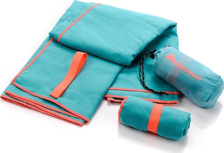 Meteor Ręcznik szybkoschnący M 50x90 cm turkusowy Meteor 1