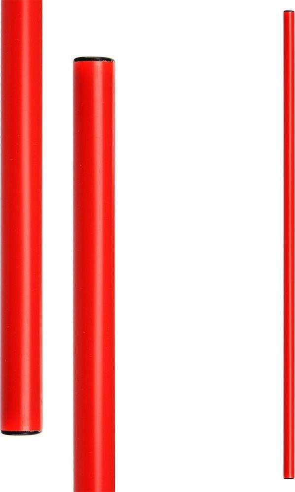 Meteor LASKA GIMNASTYCZNA METEOR 150 cm, zestaw 10 szt. czerwony 1