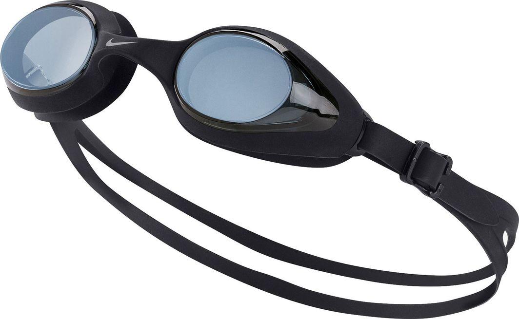 Nike Okulary pływackie Nike ONE-PIECE czarne 1