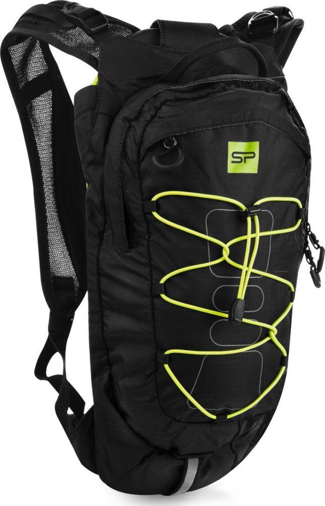 Spokey Plecak rowerowy 15L Dew czarno-zielony 1