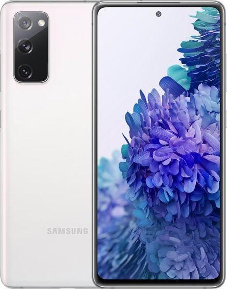Smartfon Samsung Galaxy S20 FE 128 GB Dual SIM Biały  (SM-G780FZWDEUB) 1