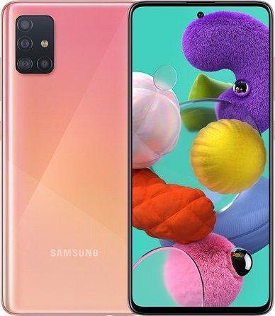 Smartfon Samsung Galaxy A51 128 GB Dual SIM Niebieski  1