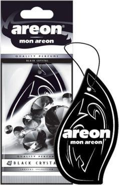 Areon Areon Mon Odświeżacz do samochodu Black Crystal uniwersalny 1