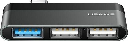 HUB USB Usams USB C na 3xUSB (US-SJ461) 1