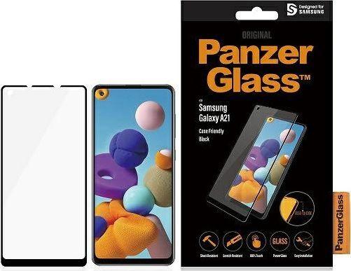 PanzerGlass Szkło hartowane do Samsung A21 A215 Case Friendly 1