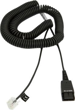 Jabra Kabel do telefonów stacjonarnych (8800-01-94) 1