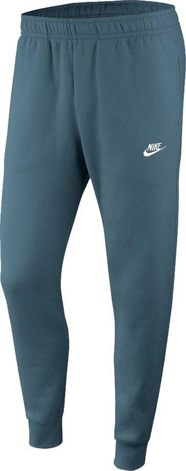 Nike Spodnie męskie Nike Jogger Bb niebieskie BV2671 058 : Rozmiar - L 1
