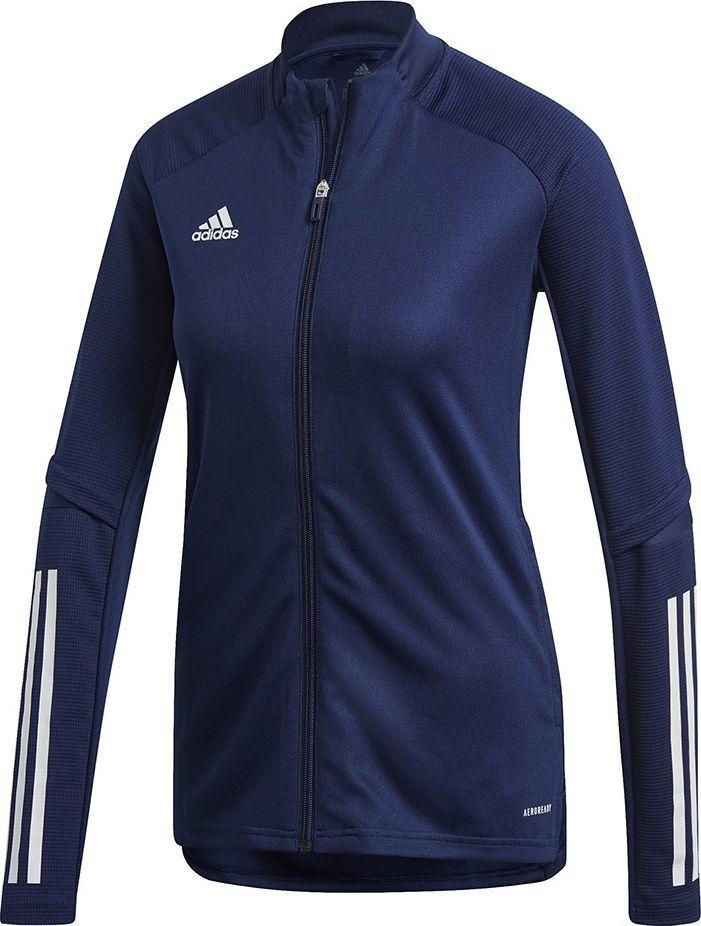 Adidas Bluza damska adidas Condivo 20 Training granatowa FS7106 : Rozmiar - S 1