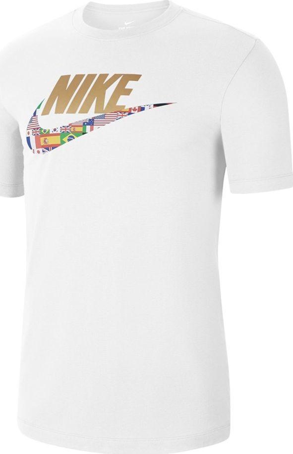 Nike Koszulka męska Nike Nsw Tee Preheat Hbr biała CT6550 100 : Rozmiar - XL 1