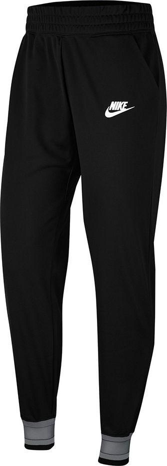 Nike Spodnie damskie Nike Heritage czarne CU5897 010 : Rozmiar - M 1