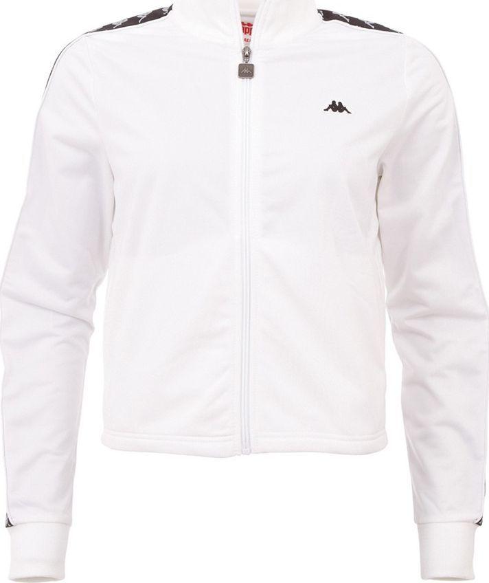 Kappa Bluza damska Kappa Hasina biała 308008 11-0601 : Rozmiar - XL 1