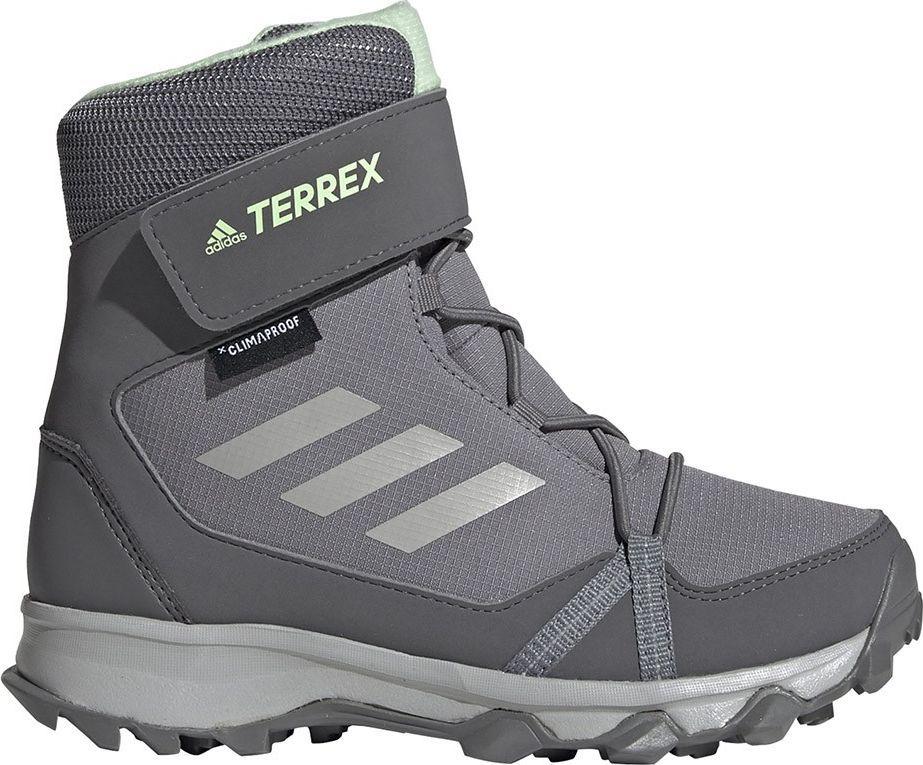 Adidas Buty dla dzieci adidas Terrex Snow CF R.RDY K G26580 : Rozmiar - 34 1