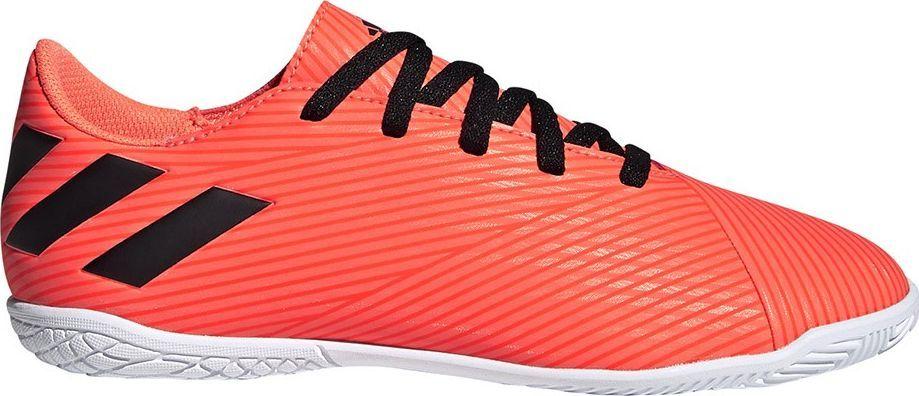 Adidas Buty piłkarskie adidas Nemeziz 19.4 IN JR pomarańczowe EH0506 : Rozmiar - 37 1/3 1