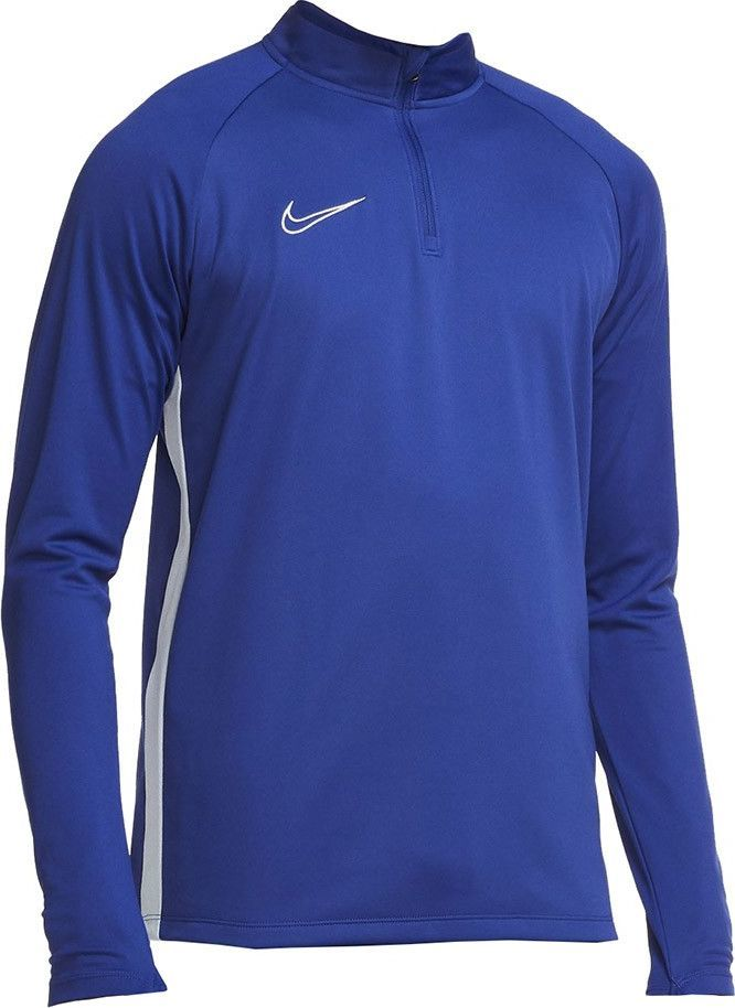 Nike Bluza męska Nike Dri-FIT Academy Dril Top niebieska AJ9708 455 : Rozmiar - 2XL 1
