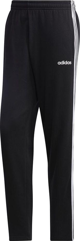 Adidas Spodnie męskie adidas ME 3s Fl Pt czarne GD5471 : Rozmiar - M 1